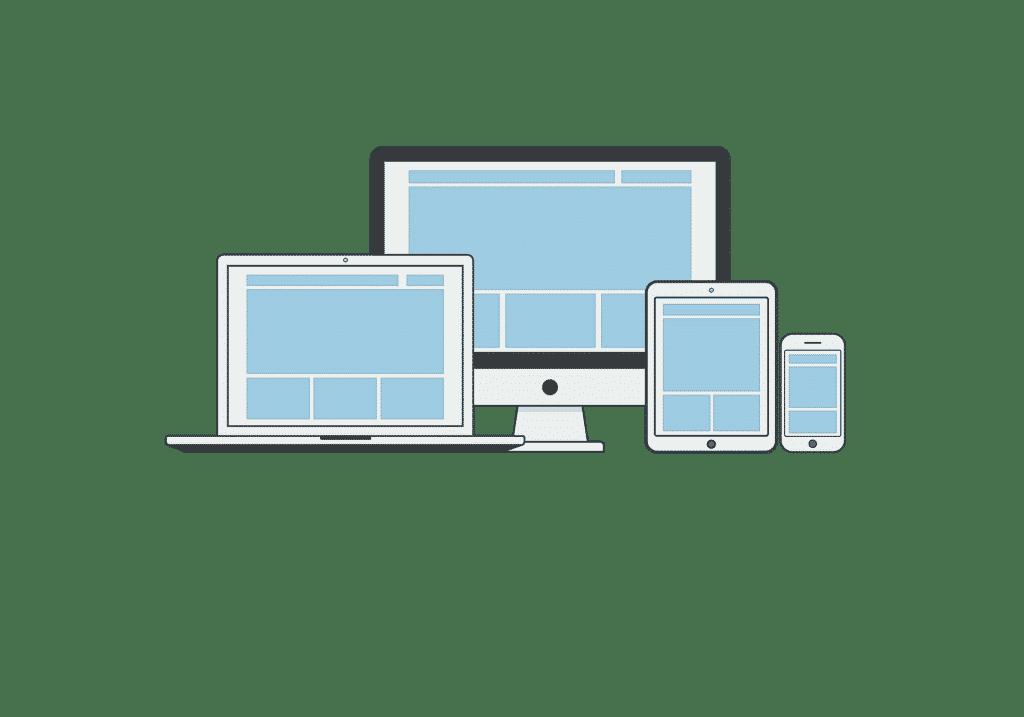 responsive wordpress site voorbeeld