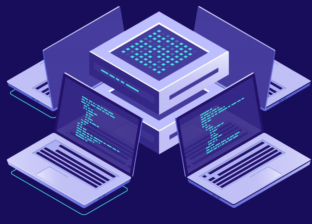computers met code wordpress